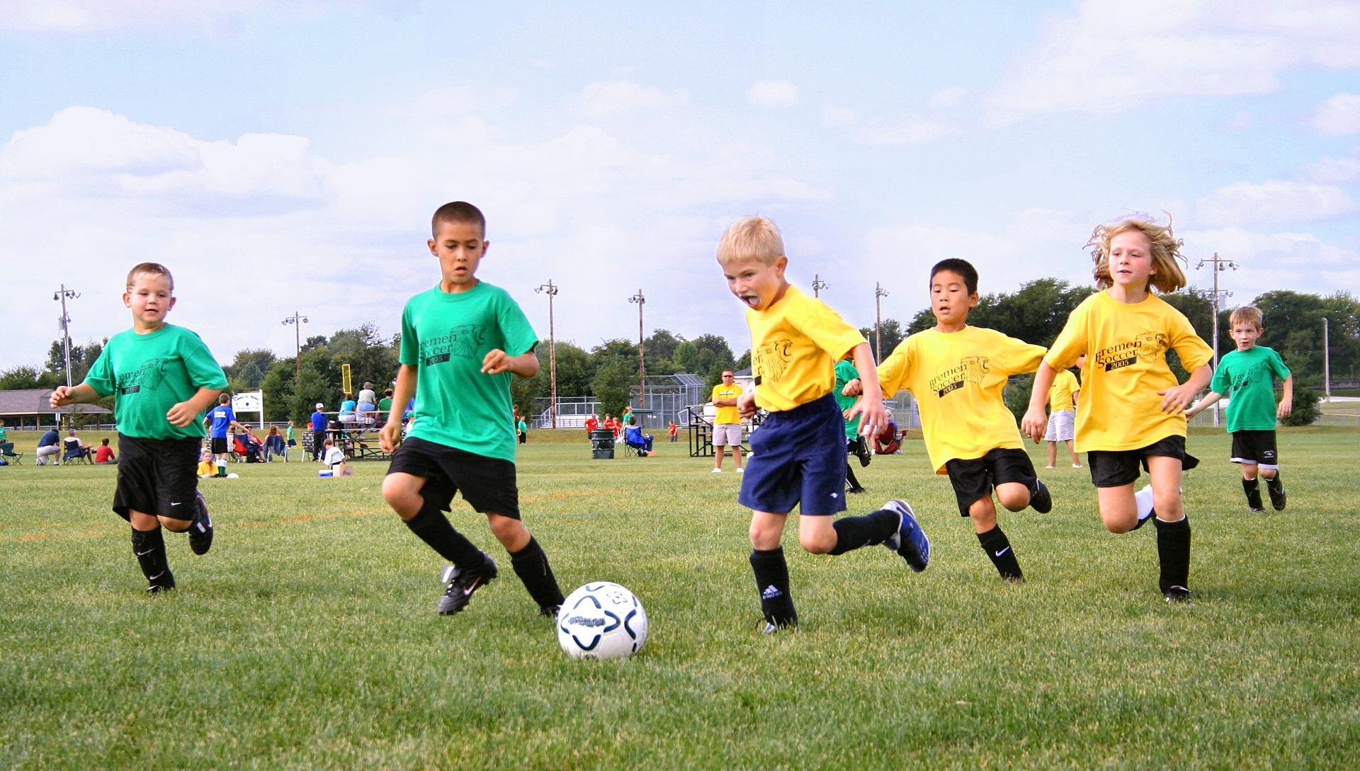 Stage de foot pour les 7 -14 ans