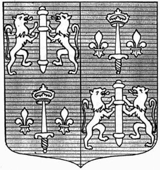 Armoiries de Bourdon-Grammont, blason de Verson