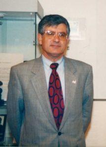 Jean-Claude Raoult ancien maire de Verson