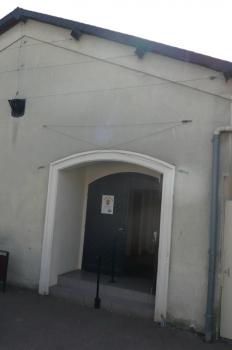 Vue extérieure de la salle des anciens combattants