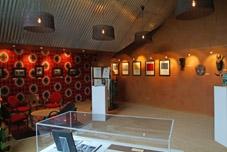 La salle Djilor à l'Espace Senghor