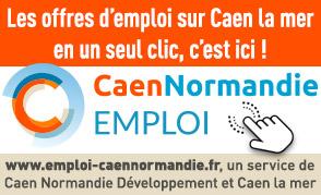 offre d'emploi Caen